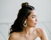 Kelly - Cool & Romantic Laser Cut Earrings