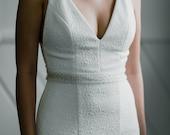 Andi - Speckled Tulle Bridal Sash
