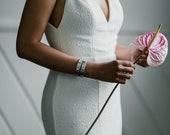 Dottie - Geometric & Minimal Wrap Bracelet