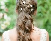 Tamra Crystal hair pins