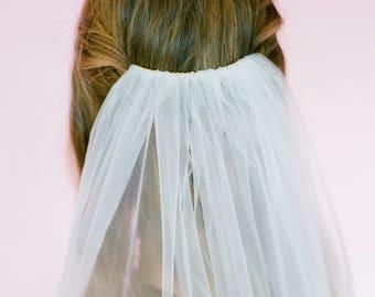 Half Gather - Delicate & Easy Veil