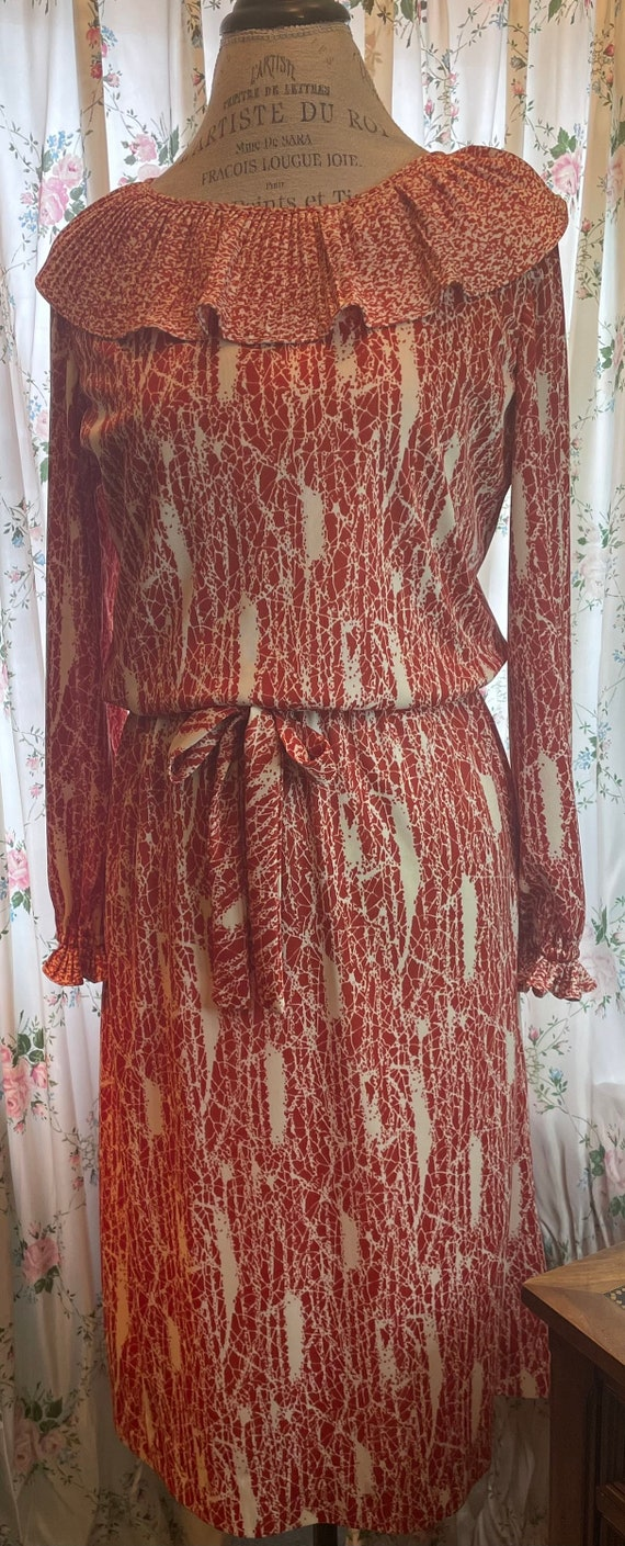 Vintage Leslie Fay dress