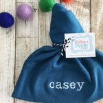 Custom Baby Knot Hat  -  American Apparel - You choose the colors