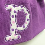 Custom Monogram Baby Knot Hat -  American Apparel - You Pick ONE Personalized Hat