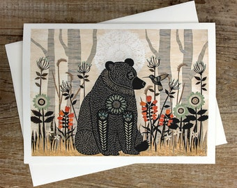 We Never Needed Words - Greeting Card
