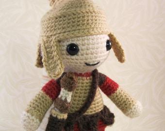 Roman Soldier Amigurumi Pattern PDF - Crochet Pattern