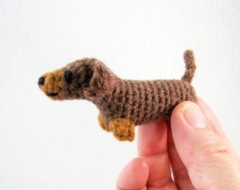 Mini Pets - Tiny Cat and Dog Amigurumi Patterns PDF - Crochet Pattern