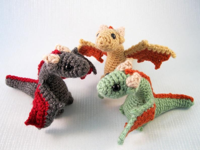 Dragon Crochet Amigurumi Pattern (English Edition) eBook: Gaines ... | 597x794