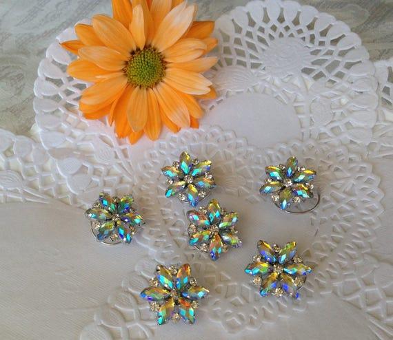 Ballroom Dancer Hair Jewelry-Hair Spins-Spirals-Swirls-Coils-Twists-Bridal Hair-Twistins-Stars-Snowflakes-Rainbow Hair Jewels