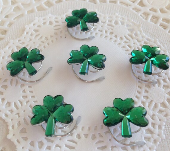 Irish Wedding-Green Shamrock-Hair Swirls-Hair Spins-Spirals-Twists-Hair Coils-Irish Dancers