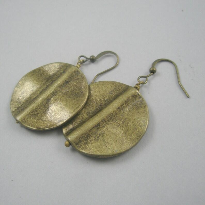 Antique Brass Coins