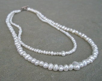 Two-Strand Pearls
