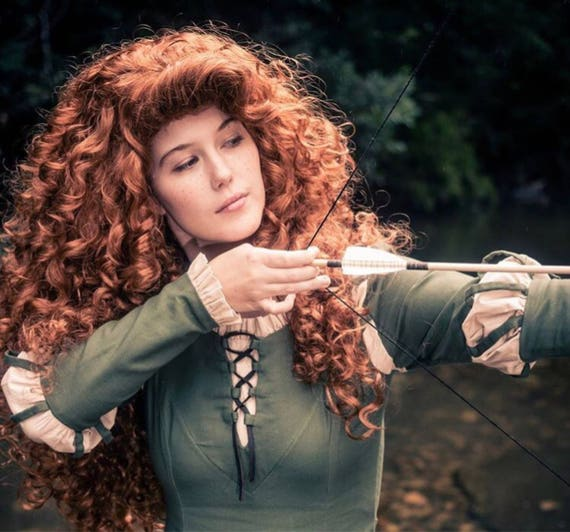 sc 1 st  Etsy : merida brave adult costume  - Germanpascual.Com