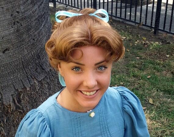 Wendy peter pan cosplay