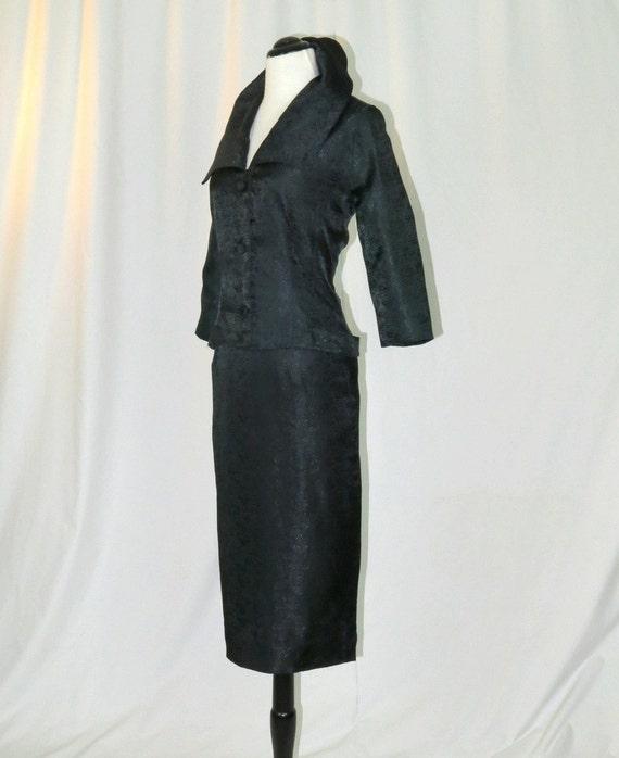 Vintage 1960s Two Piece Suit