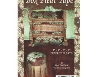 Box Pleat Tape