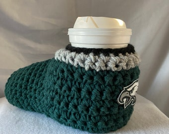 Philadelphia Eagles Drink Mitt  - The mitten with the drink holder - show your team pride