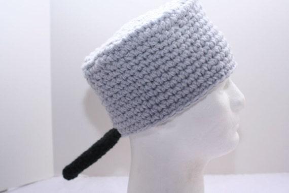 Topf / Pfanne Hut Handarbeit gehäkelte Mütze auszusehen wie   Etsy