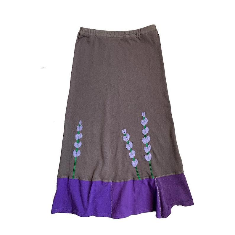 Long Skirt-Lupine