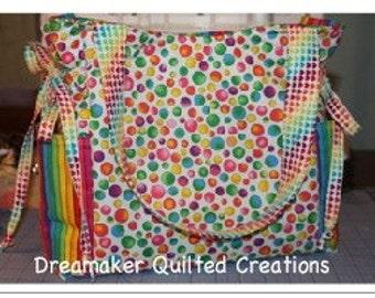 Sunshine and Rainbows Handbag
