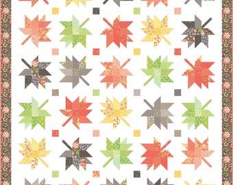 Maple Charm PDF Quilt Pattern #132