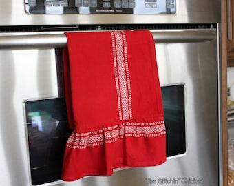 Vintage Style Tea Towels