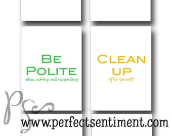 family rules printable download