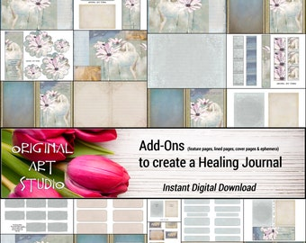 Add-Ons to Create a Healing Journal