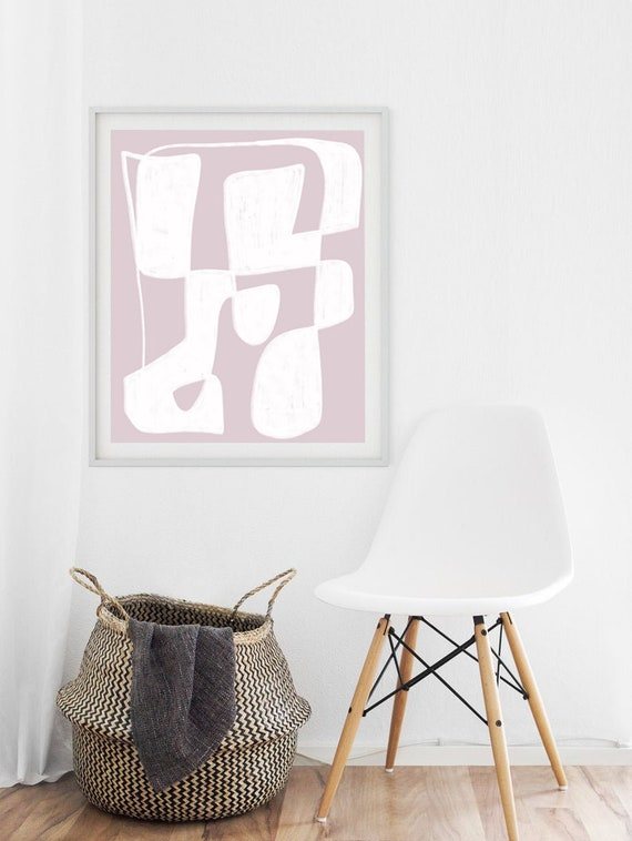 COTTON CANDY // art  Poster,  24x36, illustration, abstrait