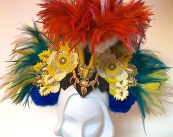 Carnivale Bird