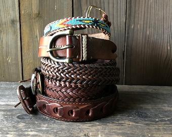 Choose A Leather Belt