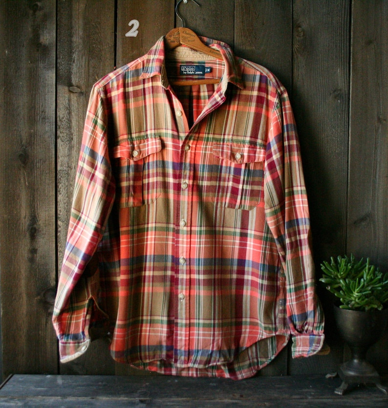 669942ef9 Flannel Shirts Lumberjack Ralph Lauren Or Field and Stream