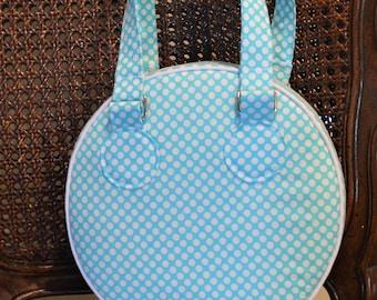 Audrey's Cosmetic Bag PDF Pattern ... NEW ... Makeup Bag ... Toiletry Bag