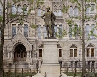 Stonewall Jackson Statue, Richmond, Virginia, 1920