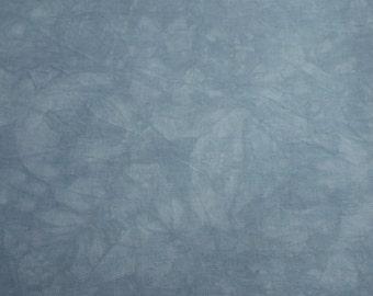 Hand-dyed 11 Ct, 14 Ct, 16 Ct, 18 Ct Aida Cloth, WEDGEWOOD BLUE - Garibaldi's Needle Works - choose count & size