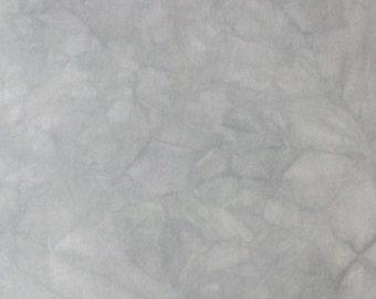 Hand-dyed 11 Ct, 14 Ct, 16 Ct, 18 Ct Aida Cloth, MISTY GREY - Garibaldi's Needle Works - choose count & size