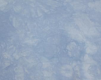 Hand-dyed 11 Ct, 14 Ct, 16 Ct, 18 Ct Aida Cloth, BLUE ICE - Garibaldi's Needle Works - choose count & size