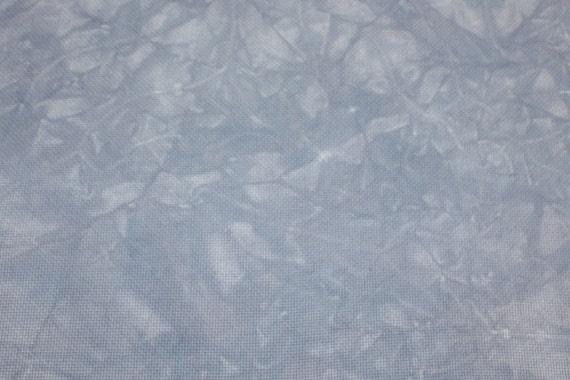 avail//DMC cross-stitch Hand-dyed Aida Cloth-Celadon-11 Ct thru 18 Ct