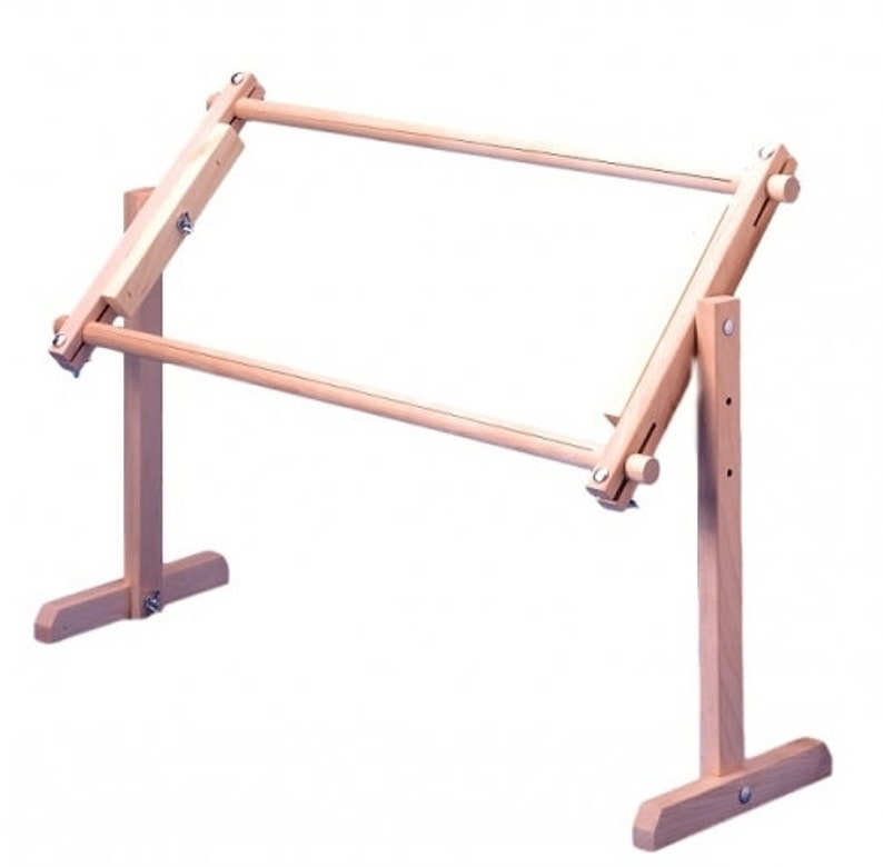 Frank A Edmunds Adjustable Lap & Table Stand with 8.5 x image 0