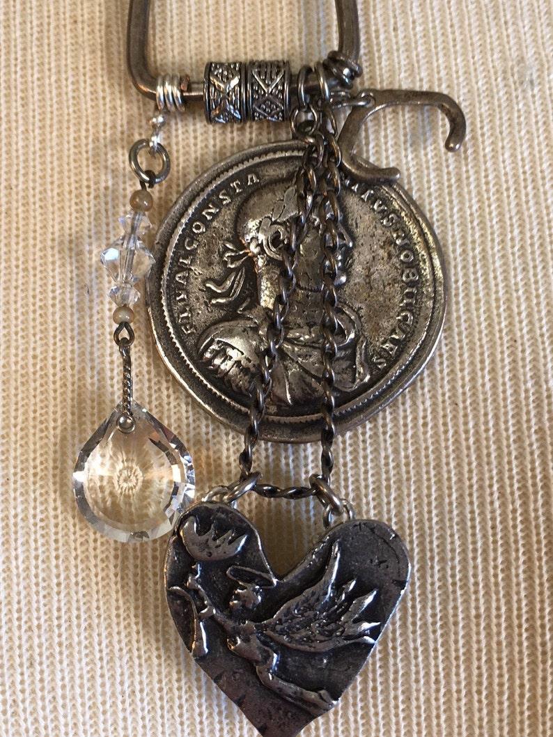 Amalgamation of Things Necklace