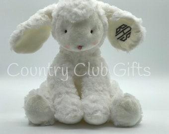 14d4f778694 Lamb stuffed animal