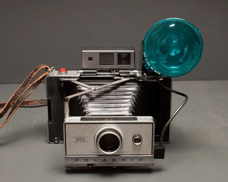 Zeiss Entfernungsmesser : Polaroid land camera set w carl zeiss entfernungsmesser etsy