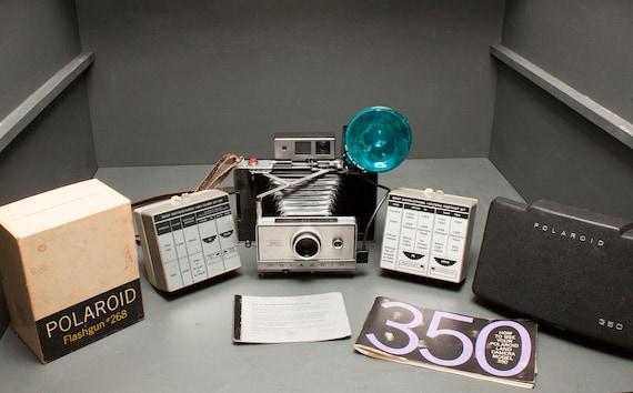 Polaroid land camera set w carl zeiss entfernungsmesser etsy