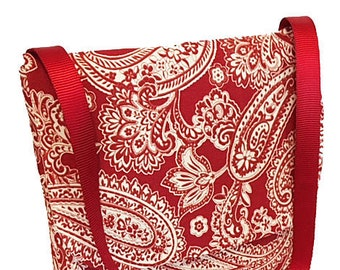 Red Paisley Girl