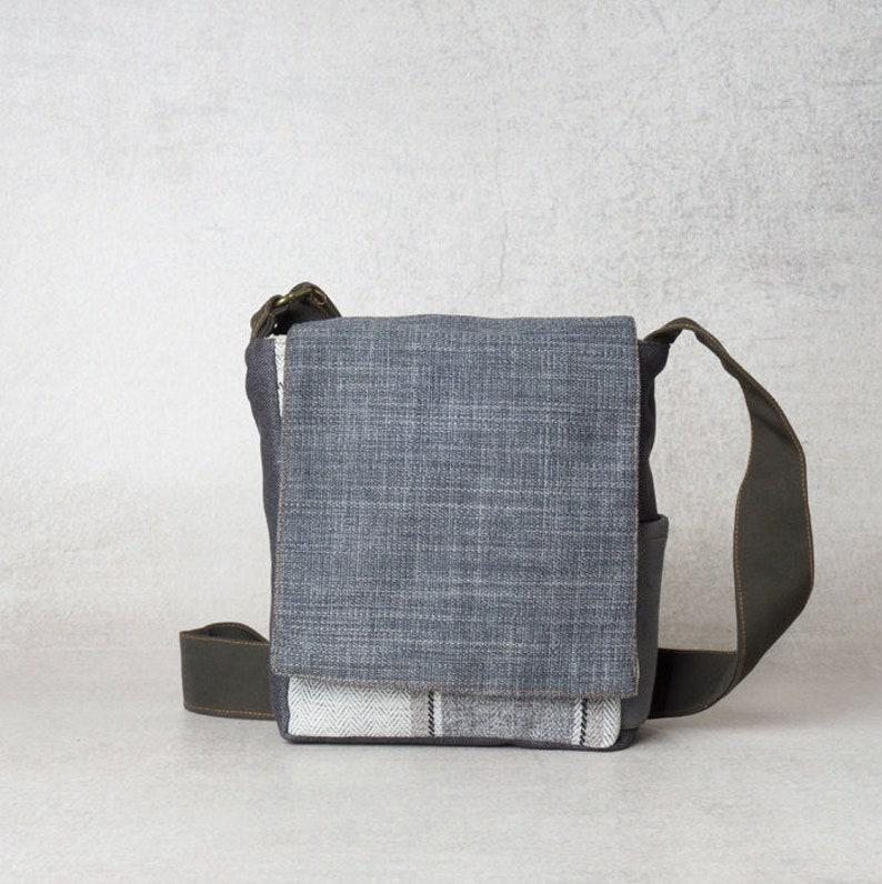 200c5854078d Vegan Designer Bags Small Messenger Bags Unisex Canvas Bags
