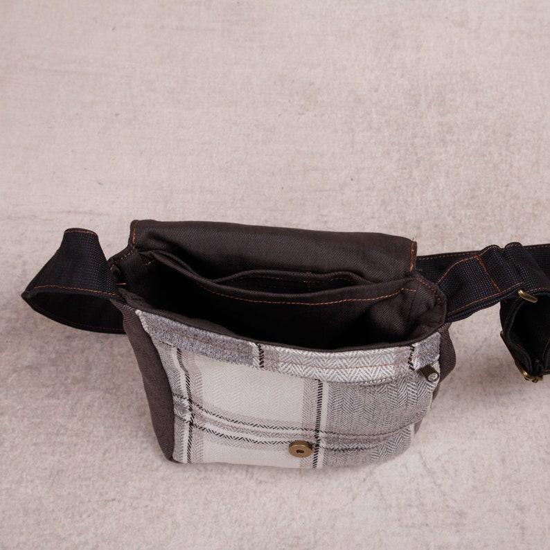 5d8d85f7e23a Vegan Designer Bags Small Messenger Bags Unisex Canvas Bags