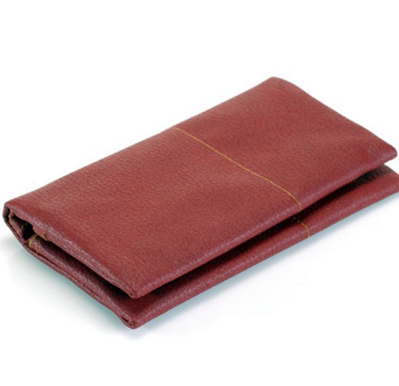 portefeuille vegan femmes, femmes portefeuille, pochette rouge, portefeuille mince, cool portefeuilles, portefeuille de voyage, portefeuille carte de crédit, portefeuille mince