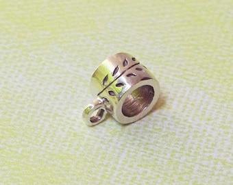 Add a bead charm for European style add a bead bracelets