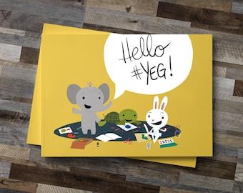 Hello #YEG: An Edmonton Activity Book