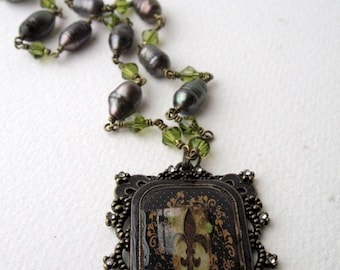 French Baroque Necklace